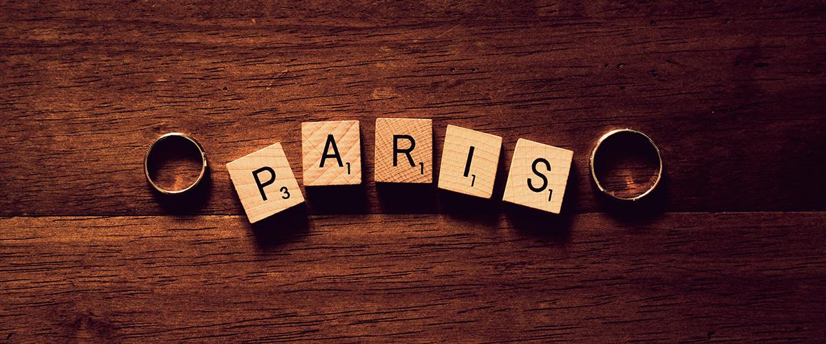 Jed & Douce in Paris