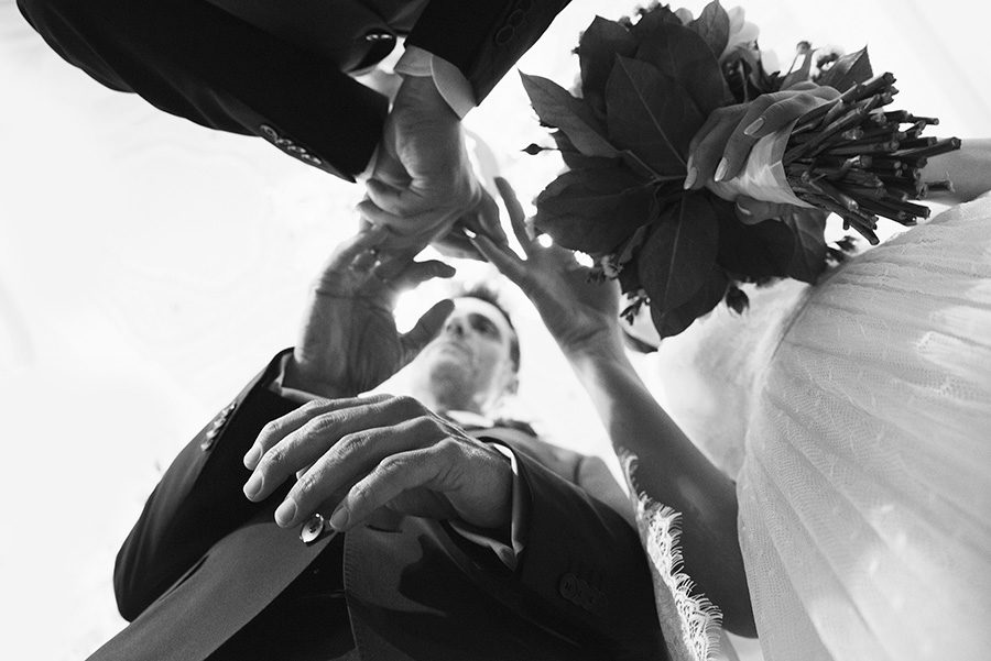 Greek wedding. Black and white. wedding rings. Bestman. Orthodox church. Bride and groom. Chios, Greece. Alepa Katerina . Layer Photography