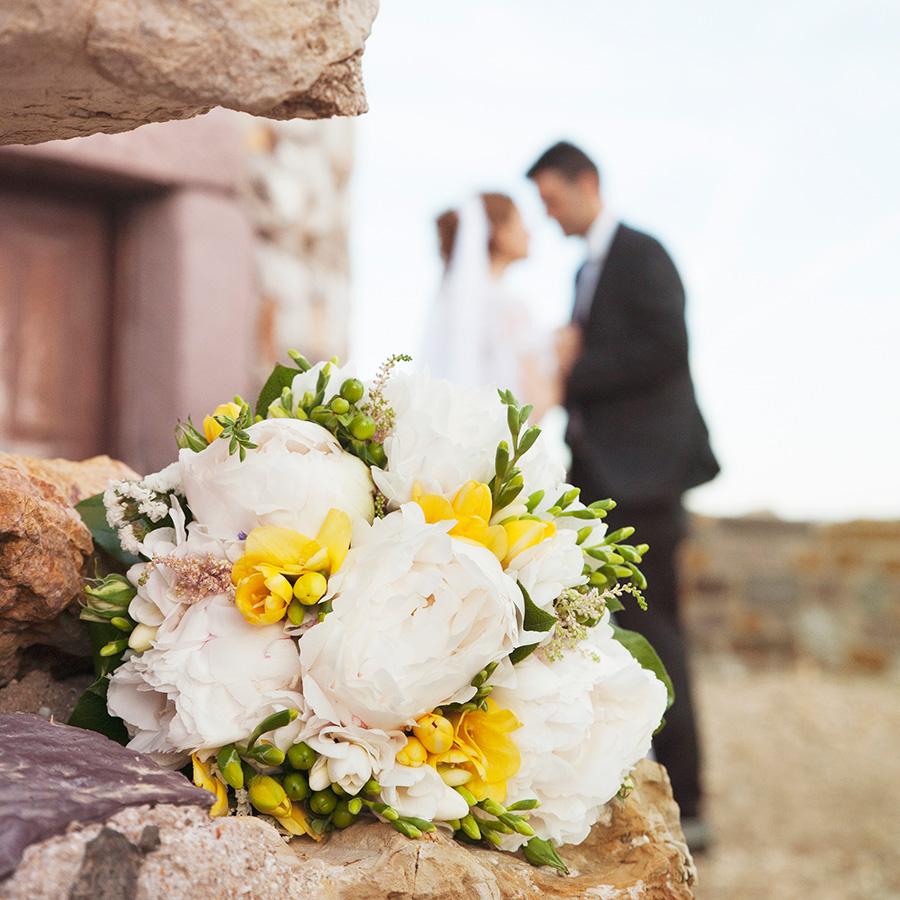 Greek Flowers Weddings - Flowers Healthy