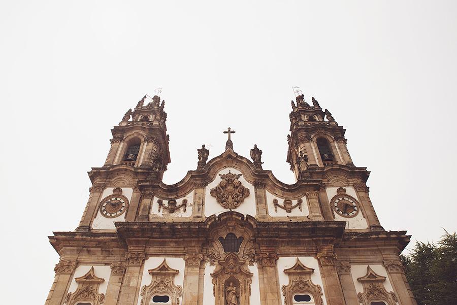 wedding. Santuário de Nossa Senhora dos Remédios, Shrine of Our Lady of Remedies the cathedral in Lamego.Portugal. Layer Photography. Alepa Katerina